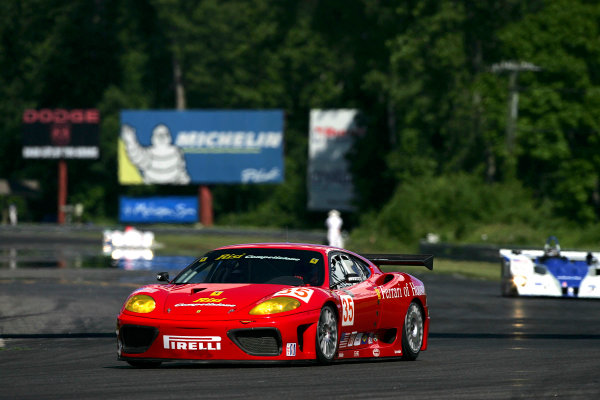 2-5 July 2004, Lime Rock, CT, USARisi Ferrari.Copyright 2004, Richard Dole, USALAT PHOTOGRAPHIC