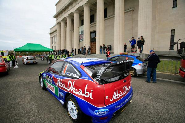 2010 FIA World Rally ChampionshipRound 05Rally New Zealand 7 - 9 May  2010Jari-Matti Latvala, Ford, ActionWorldwide Copyright: McKlein/LAT