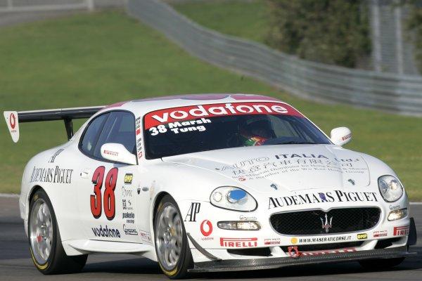 2005 Trofeo Maserati Championship,Nurburgring, Germany. 4th September, 2005,Marsh/Tung,World Copyright: Jakob Ebrey/LAT Photographic.