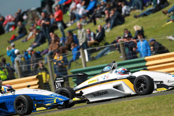 2013 MSA Formula Ford Championhip, Croft, North Yorkshire. 22nd-23rd June 2013, Camren Kaminsky (USA) JTR Formula Ford 200 World Copyright: Ebrey/LAT Photographic