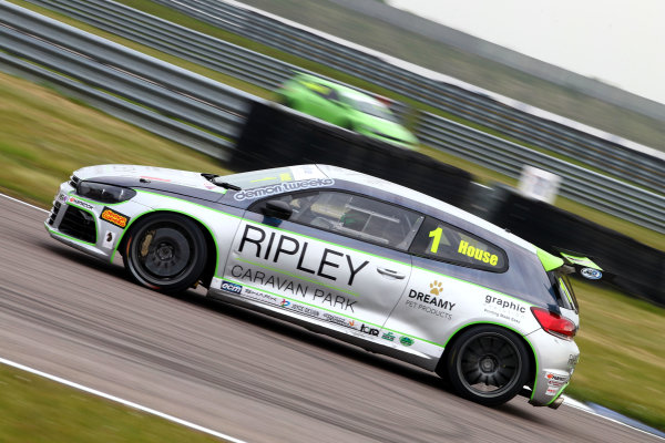 2017 VW Cup Rockingham, England. 29th-30th April 2017, Phil House  World copyright. JEP/LAT Images
