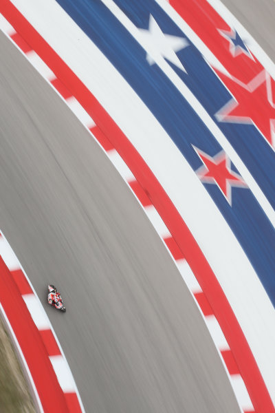 2017 MotoGP Championship - Round 3 Circuit of the Americas, Austin, Texas, USA Saturday 22 April 2017 Jorge Lorenzo, Ducati Team World Copyright: Gold and Goose Photography/LAT Images ref: Digital Image MotoGP-FP-500-2283