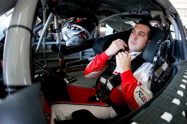 NASCAR XFINITY Series Ford EcoBoost 300 Homestead-Miami Speedway, Homestead, FL USA Friday 17 November 2017 Sam Hornish Jr, REV/Fleetwood RV Ford Mustang World Copyright: Matthew T. Thacker LAT Images