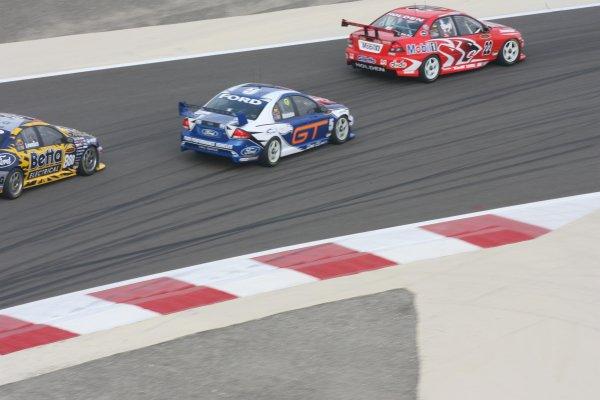 V8 Supercars Championship Round 12. V8 Supercars driver  Todd Kelly during the Desert 400 in Bahrainth. November 23-25, 2006. Mark Horsburgh