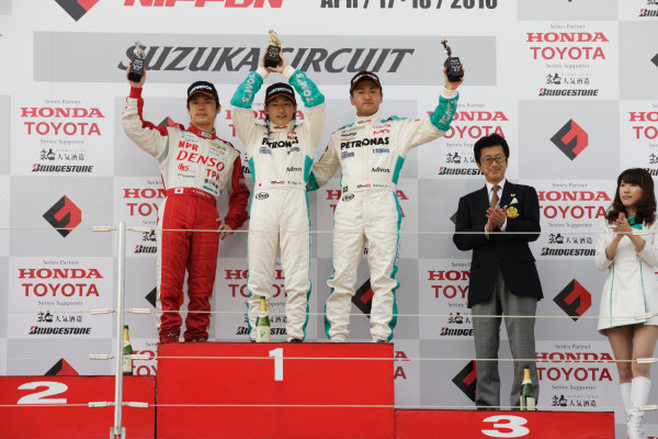 Round 2 - Suzuka, Japan. 24th - 25th April 2010.