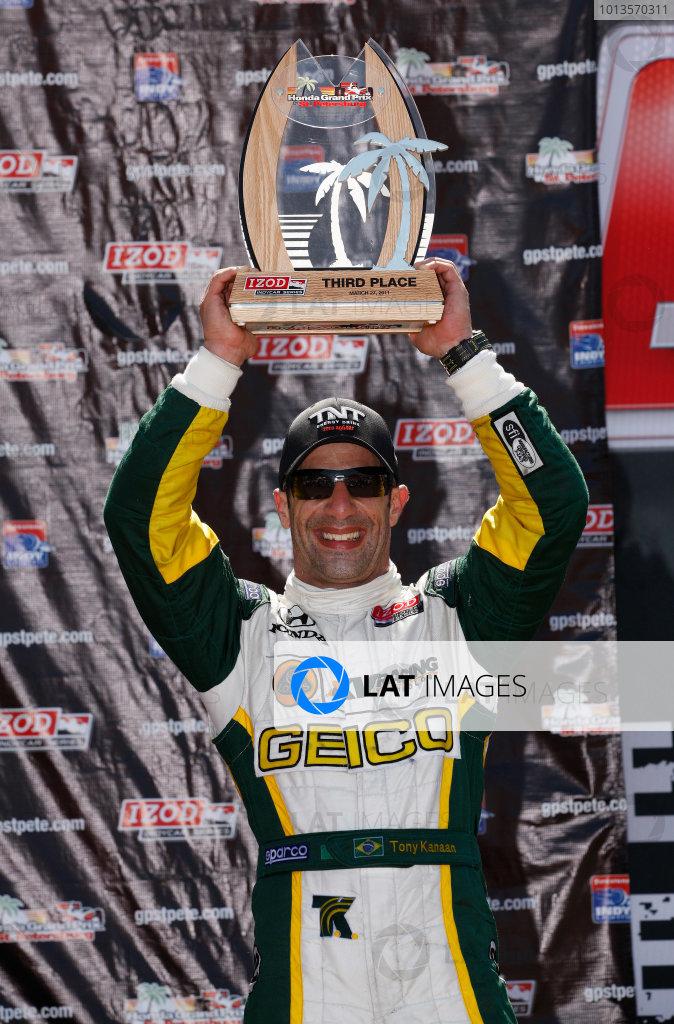 2011 IndyCar St. Petersburg priority