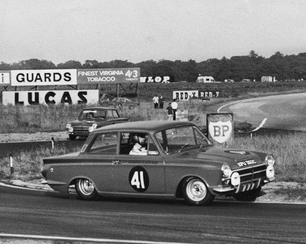 1965 European Touring Car Championship.