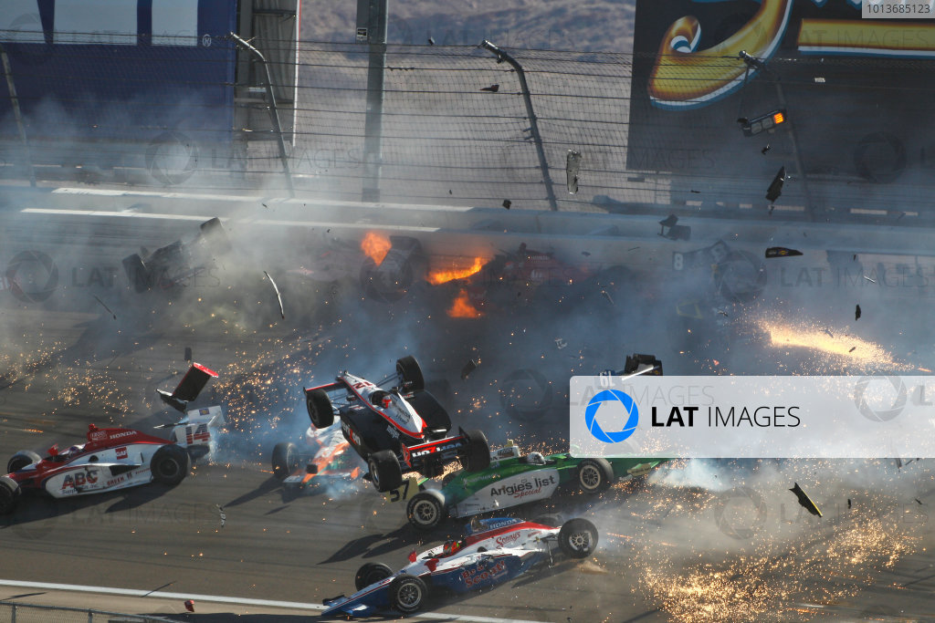 2011 IndyCar Las Vegas Championships Priority Photo | Motorsport Images
