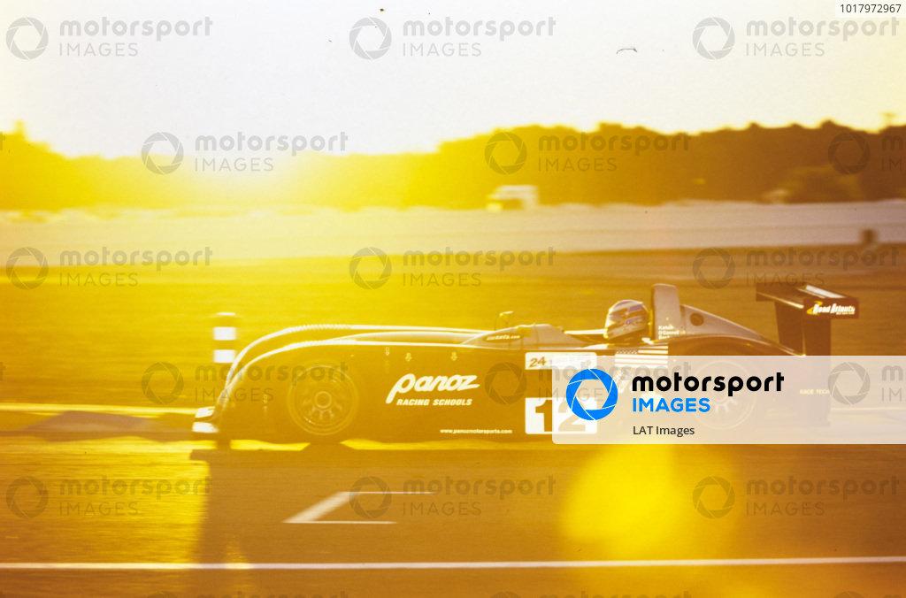 Hiroki Katou / Johnny O'Connell / Pierre-Henri Raphanel, Panoz Motorsports, Panoz LMP-1 Roadster S.
