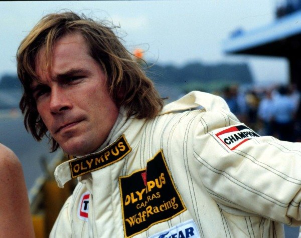 1979 Argentinian Grand Prix. Buenos Aires, Argentina. 19-21 January 1979. James Hunt (Wolf Racing). World Copyright - LAT Photographic. Ref: 79ARG14