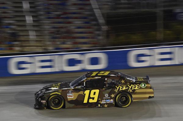 #19: Brandon Jones, Joe Gibbs Racing, Toyota Supra YeeYee