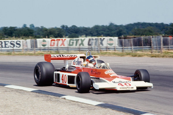 1977 British Grand Prix.