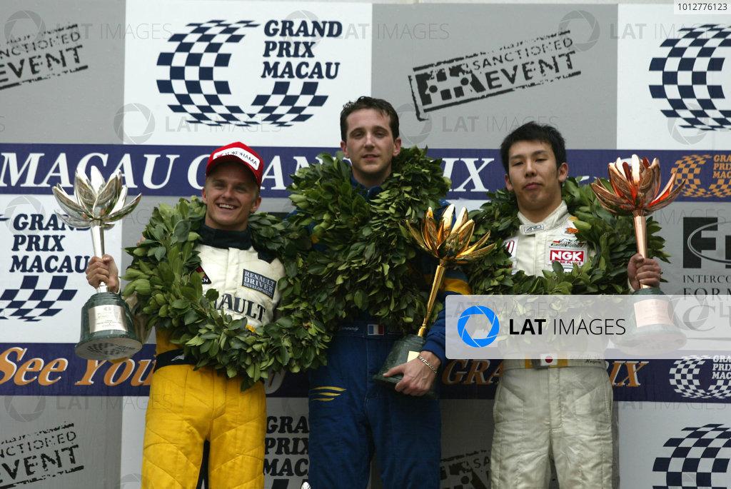2002 Macau Grand Prix