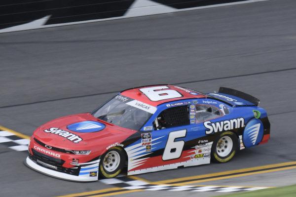#6: Ryan Vargas, JD Motorsports, Chevrolet Camaro Swann Communications