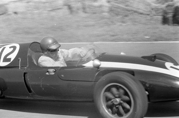 Jack Brabham, Cooper T51 Climax.