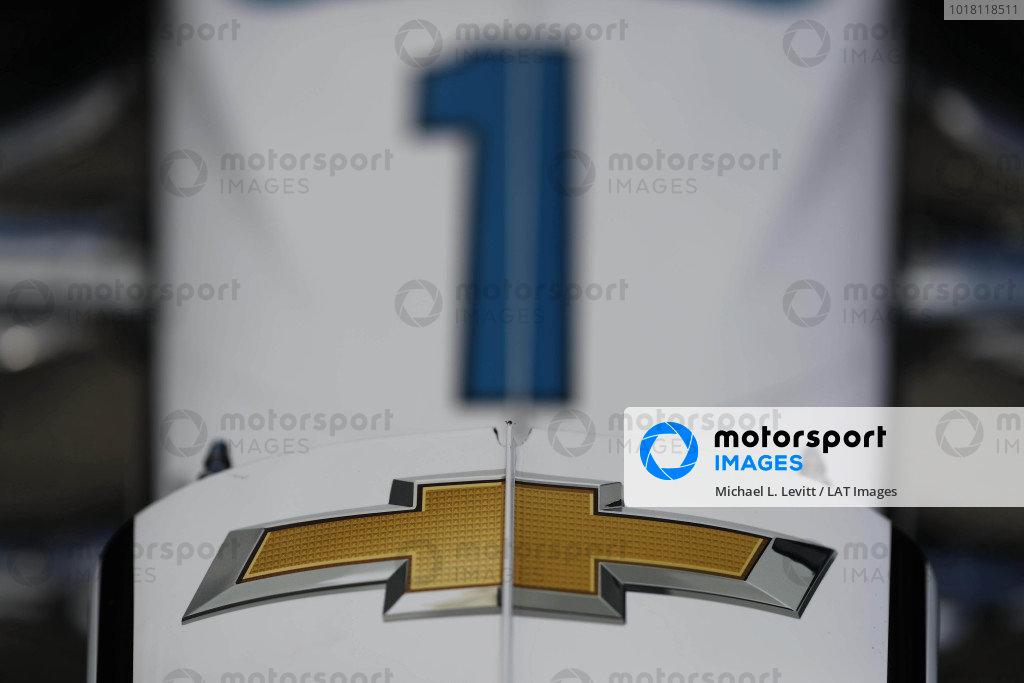 NTT Pole Award winner #1: Josef Newgarden, Team Penske Chevrolet