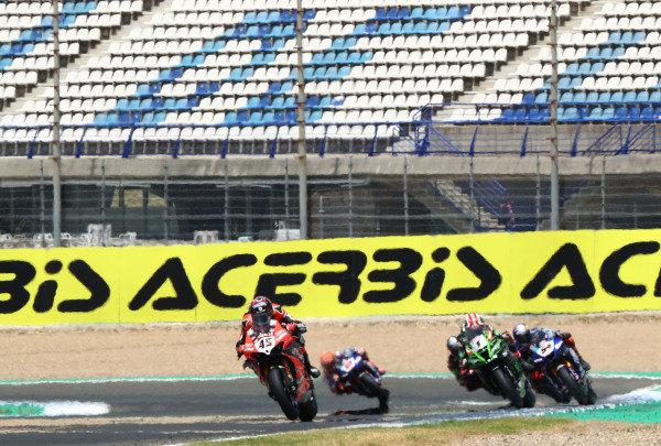 Scott Redding, Aruba.it Racing Ducati.