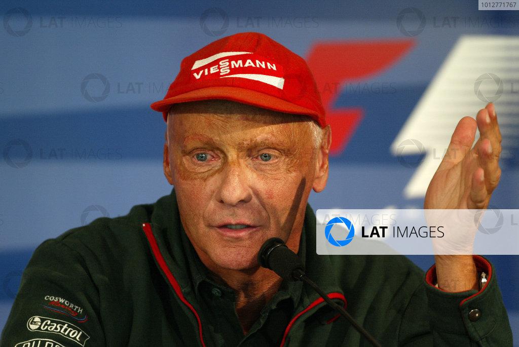 2002 American Grand Prix - Preview