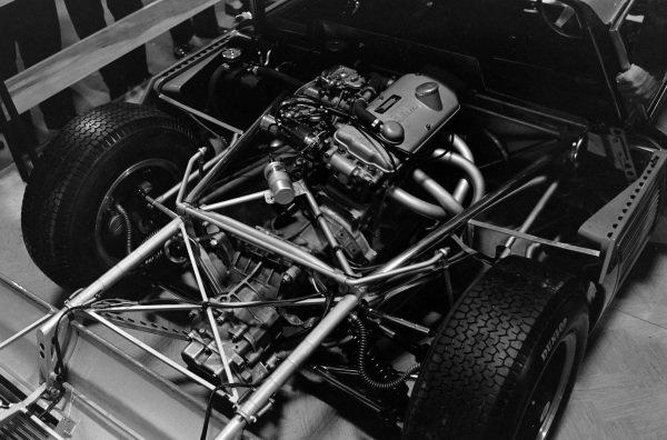 Elva GT160 (BMW engine)