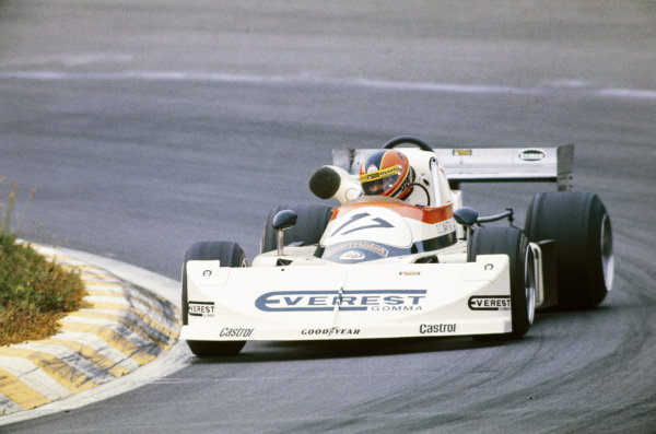 Giancarlo Martini, March 762 BMW/Rosche.