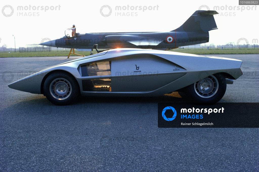 Bertone Lancia Stratos Concept Car