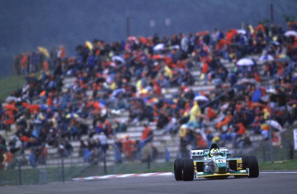 International Formula 3000 Championship Nurburgring, Germany. 19th - 20th May 2000 Race winner Bruno Junqueira in action (Petrobras Jnr)World - Bellanca/LAT Photographic