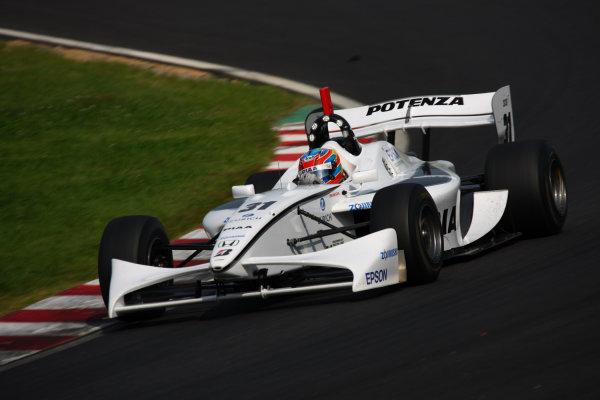 2009 Formula Nippon Championship.Suzuka, Japan. 11th - 12th July 2009.Rd5  - Winner Loic Duval ( #31 NAKAJIMA RACING ), action.World Copyright: Yasushi Ishihara/LAT Photographicref: Digital Image 2009FN_Rd5_002