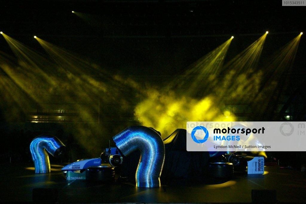 Sauber C23 Formula One Launch
