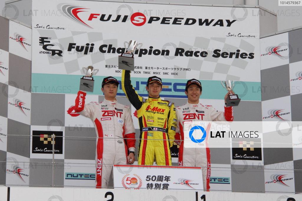 Round 2 - Fuji Speedway, Japan