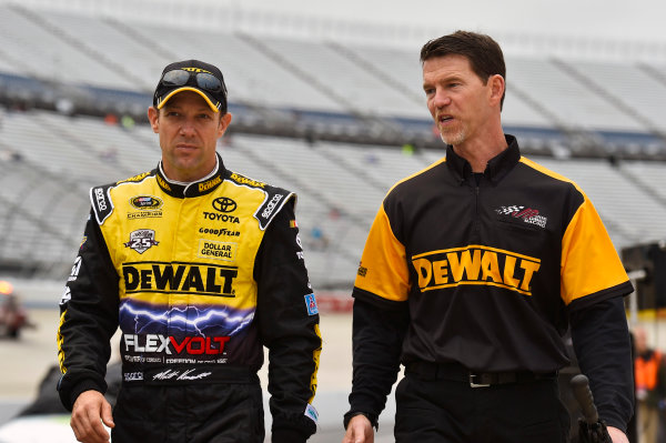 30 September-2 October, 2016, Dover, Delaware USA Matt Kenseth, DeWalt Flexvolt Toyota Camry and Ratcliff ? 2016, Nigel Kinrade LAT Photo USA