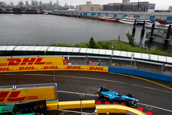 2016/2017 FIA Formula E Championship. Round 9 - New York City ePrix, Brooklyn, New York, USA. Friday 14 July 2017. Nicolas Prost (FRA), Renault e.Dams, Spark-Renault, Renault Z.E 16. Photo: Sam Bloxham/LAT/Formula E ref: Digital Image _W6I1709