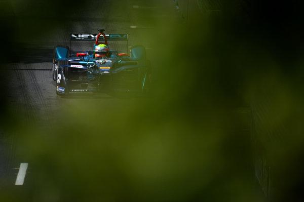 2016/2017 FIA Formula E Championship. Round 12 - Montreal ePrix, Canada Sunday 1 January 2012. Oliver Turvey (GBR), NextEV NIO, Spark-NEXTEV, NEXTEV TCR Formula 002. Photo: Patrik Lundin/LAT/Formula E ref: Digital Image PL1_3162 copy