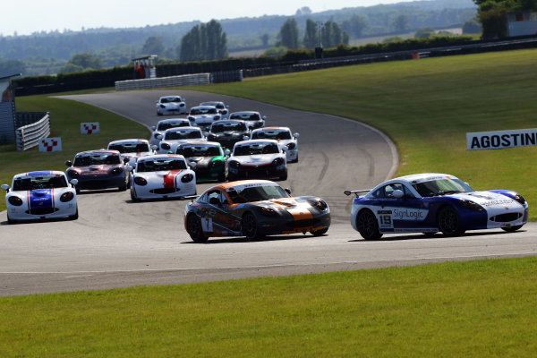 2017 Ginetta GRDC  Snetterton, 27th-28th May 2017, Tom Golding  World copyright. JEP/LAT Images