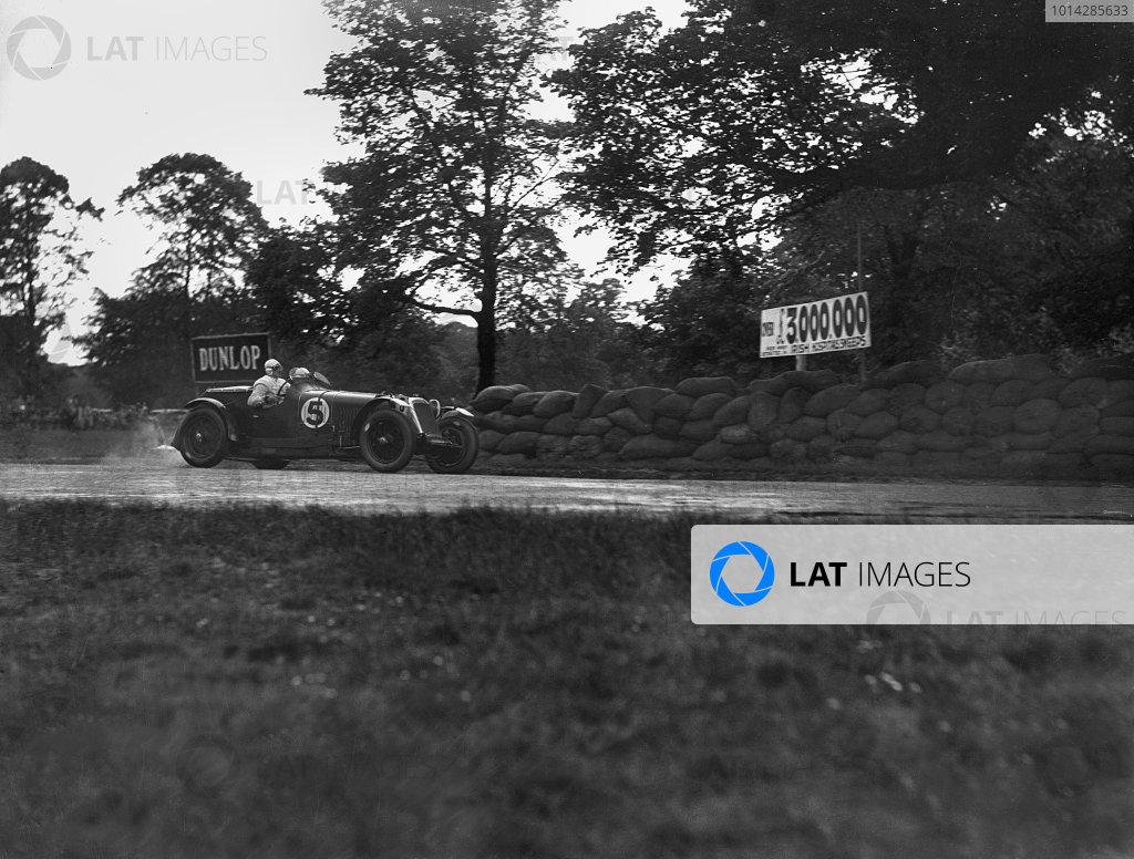 1931 Irish International Grand Prix.