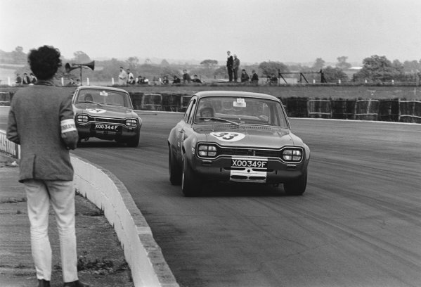 Silverstone, England. 27th July 1968. 