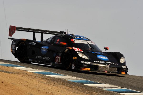 2-4 May, 2014, Monterey, California, USA 10, Chevrolet, Corvette DP, P, Ricky Taylor, Jordan Taylor ©2014 Scott R LePage  LAT Photo USA