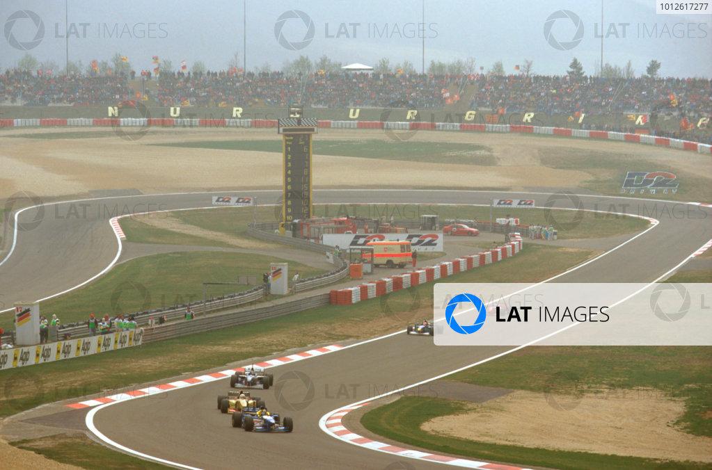 1996 European Grand Prix.