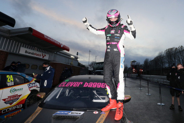 Michael Crees (GBR) - BTC Racing Honda Civic Type R