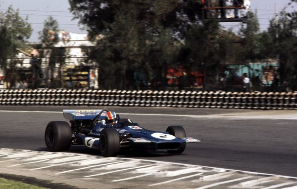 1970 Mexican Grand Prix.Mexico City, Mexico.23-25 October 1970.Francois Cevert (March 701 Ford).Ref-70 MEX 19.World Copyright - LAT Photographic