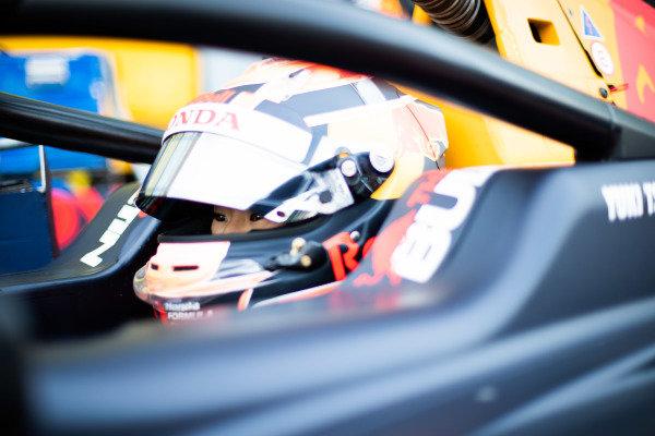 AUTODROMO NAZIONALE MONZA, ITALY - SEPTEMBER 07: Yuki Tsunoda (JPN, Jenzer Motorsport) during the Monza at Autodromo Nazionale Monza on September 07, 2019 in Autodromo Nazionale Monza, Italy. (Photo by Joe Portlock / LAT Images / FIA F3 Championship)