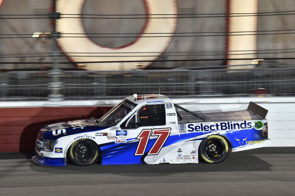 #17: David Ragan, DGR-Crosley Ford F-150 Select Blinds