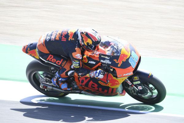 Jorge Martin, KTM Ajo.
