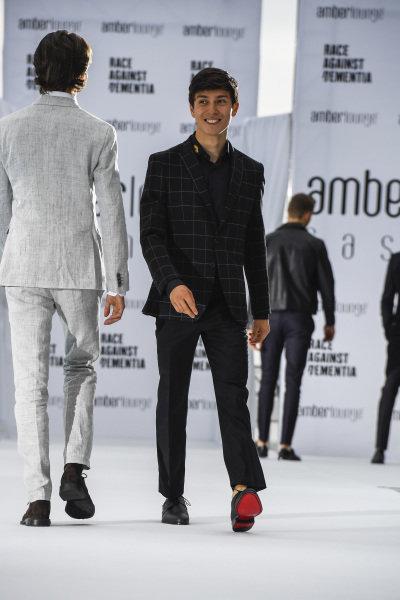 The Amber Lounge Fashion Parade