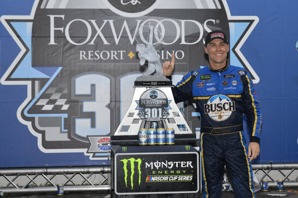 #4: Kevin Harvick, Stewart-Haas Racing, Ford Fusion Busch Beer