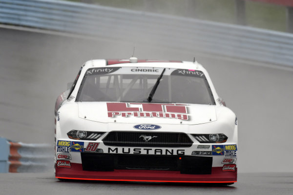 #60: Austin Cindric, Roush Fenway Racing, Ford Mustang LTi Printing