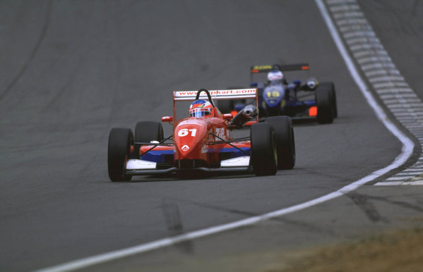 British Formula Three Rd6