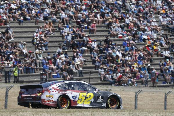 NASCAR Cup Rick Ware Racing Photos, Sonoma Raceway , Matthew