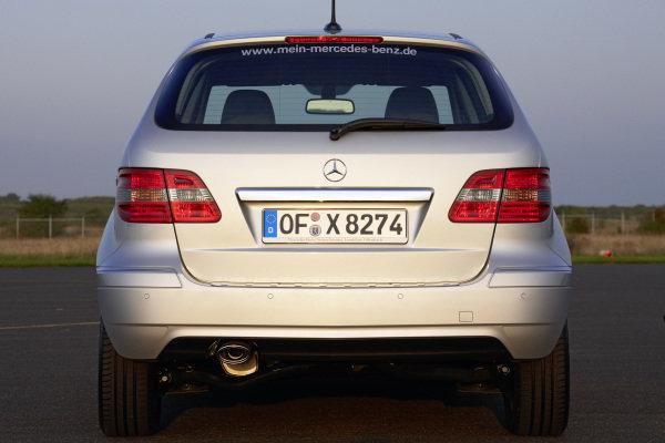 Mercedes B 180 CDI, 2008