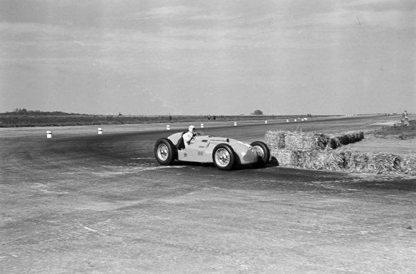 Louis Chiron, Talbot T26C.