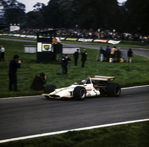 Jackie Oliver, BRM P153.